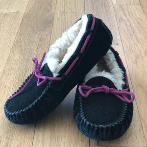 Girls UGG slippers